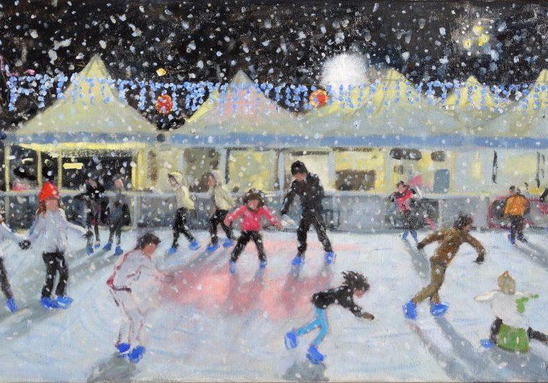 Andrew Macara - Skaters Derby Market Place